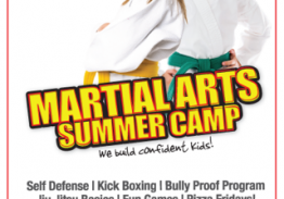 Kids Brazilian Jiu Jitsu Program