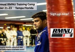 RMNU 5th Annual Brazilian Jiu Jitsu Training Camp!
