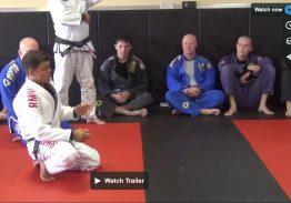 Brazilian Jiu Jitsu Training Videos from the RMNU 2016 Camp